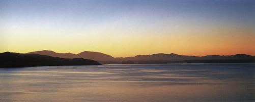 Фотографии Эндриса Эпса. Клиффордский залив, пролив Мальборо, Новая Зеландия