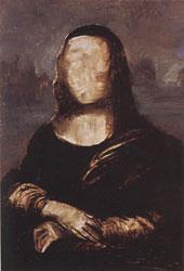 12. Прорисовуем детальней платье. Портрет - Мона Лиза (Джоконда). Леонардо да Винчи