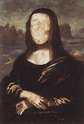 14. Добавляя первый свет, подчеркиваем важность работы. Портрет - Мона Лиза (Джоконда). Леонардо да Винчи