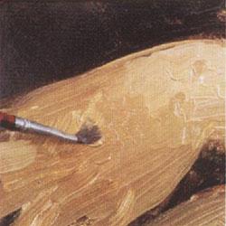 15-1. Высветляем складки одежды и цвет кожи. Портрет - Мона Лиза (Джоконда). Леонардо да Винчи