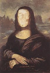15. Высветляем складки одежды и цвет кожи. Портрет - Мона Лиза (Джоконда). Леонардо да Винчи