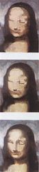 17-1. Создание телесных оттенков. Портрет - Мона Лиза (Джоконда). Леонардо да Винчи