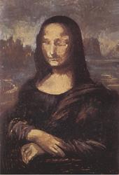 17. Создание телесных оттенков. Портрет - Мона Лиза (Джоконда). Леонардо да Винчи