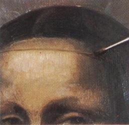 22-1. Портрет - Мона Лиза (Джоконда). Леонардо да Винчи