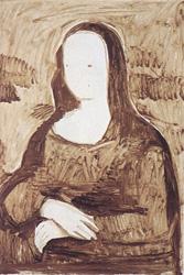3. Схема основных направлений. Мона Лиза (Джоконда). Леонардо да Винчи
