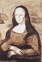 4. Определение света и тени. Мона Лиза (Джоконда). Леонардо да Винчи