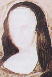 5-2. Прорисовка телесных оттенков. Портрет - Мона Лиза (Джоконда). Леонардо да Винчи