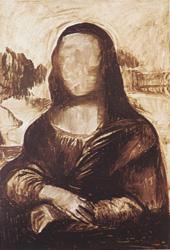 9. Рисуем лицо и руки. Портрет - Мона Лиза (Джоконда). Леонардо да Винчи