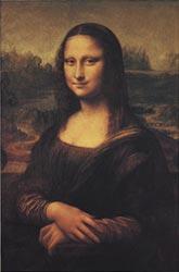 1. Портрет - Мона Лиза (Джоконда). Леонардо да Винчи