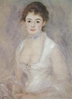 Портрет мадам Анрио. Холст, масло. 65,9х46,8 см. 1876
