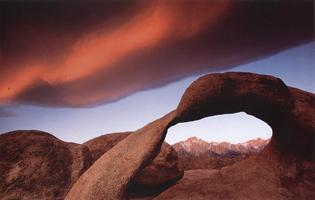 Фотографии Арт Вулфа. Гранитная арка. Сьерра-Невада, Калифорния, США