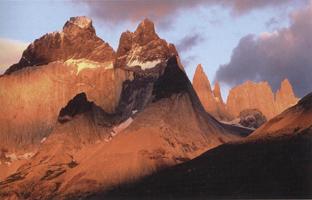 Фотографии Арт Вулфа. Национальный парк «Торрес-дель-Пайие», Чили