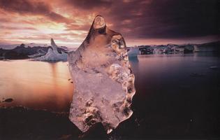 Фотографии Арт Вулфа. Йокулсарлонская лагуна, Исландия