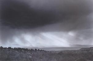 Фотографии Боба Худака. Буря над горами Сан-Хуан