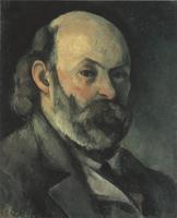 Автопортрет. 1879-1885. Холст, масло. 45х37см