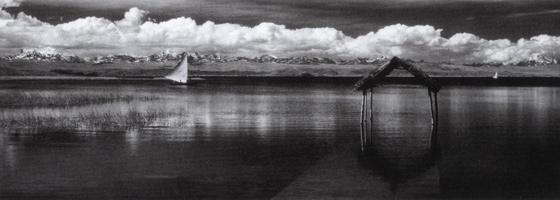 Фотографии Чарлии Уэйта. Озеро Гитикака, Боливия