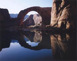 Фотографии Дэвида Мюнча. Национальный природный памятник «Мост-Радуга», Юта, США