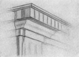 1. Геометрический орнамент. Учебный рисунок