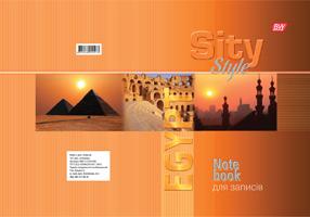 Дизайн к книге для записей