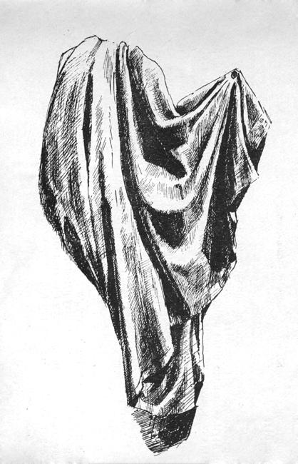 Рисование Пером И Тушью