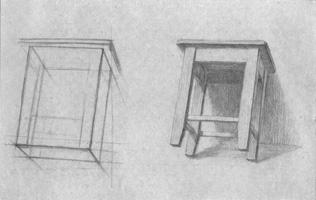 13. Рисунок табурета