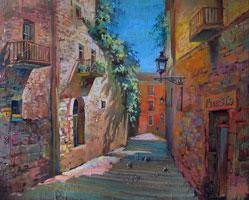 Продажа картин. Стоимость 1 500 грн. Герона (40x50см)
