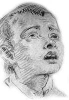 11. Тьеполло. Рисунок головы