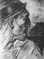 10. Врубель. Автопортрет