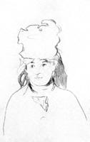 18. Манэ. Женский портрет