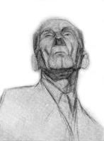 4. Краткосрочный учебный рисунок головы