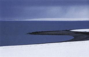 Фотографии Яна Тёве. Волна