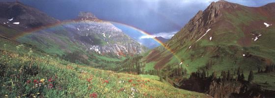 Фотографии Кена Дункана. Весть о мире. Бассейн реки Янки-Бой, Колорадо, США