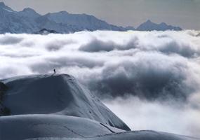 Фотографии Марка Мюнча. Горы Врангеля. Национальный парк «Врангель - Сент-Илиас», Аляска, США