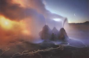 Фотографии Майкла Фатали. Восстал дух земли. Юго-Западная пустыня. 2000