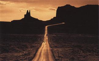 Фотографии Мишеля Бюсселя. Долина Монументов, Аризона, США