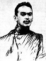1. В.Серов. Портрет фон Мекка