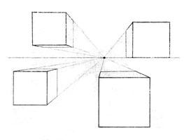 6. Перспектива куба
