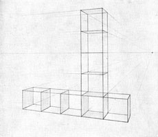 8. Перспектива этажерки