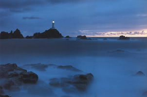 Фотографии Тома Мэкки. Маяк Корбьер. Джерси, Нормандские острова