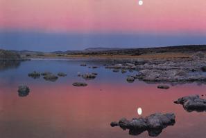 Фотографии Юсефа Ханфара. Озеро Моно. Сьерра-Невада, Калифорния